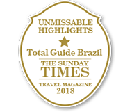 Unmissable Highlights - Total Guide Brazil - The Sunday Times - Travel magazine 2018