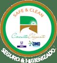 Selo Safe & Clean - Circuito Elegante